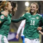Mixed Night for Irish Women's Soccer Teams