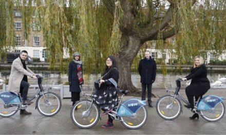 NOW TV Takes on Branding of Dublin Bikes