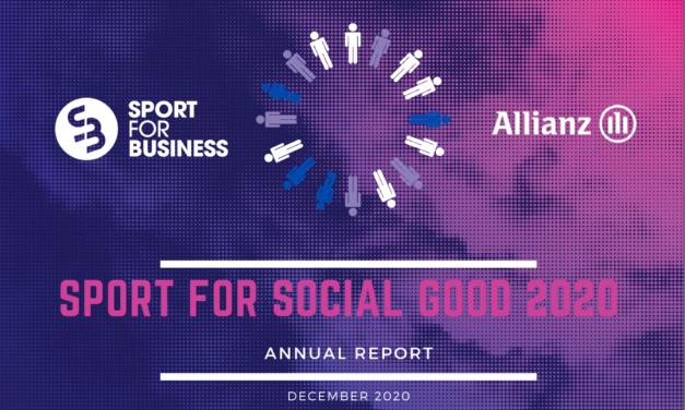 Sport for Business Sport for Social Good Report 2020