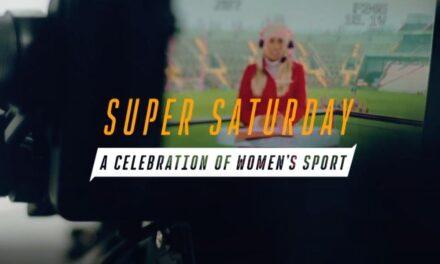 Super Saturday for Women's Sport
