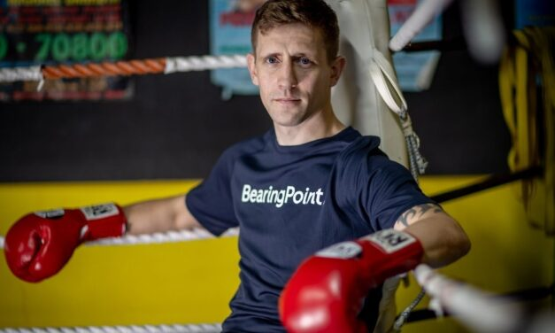 BearingPoint put Wellbeing in the Ring