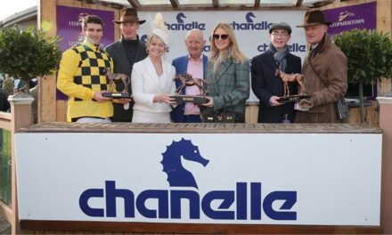 Leopardstown Unveil New Sponsor for Irish Champion Hurdle