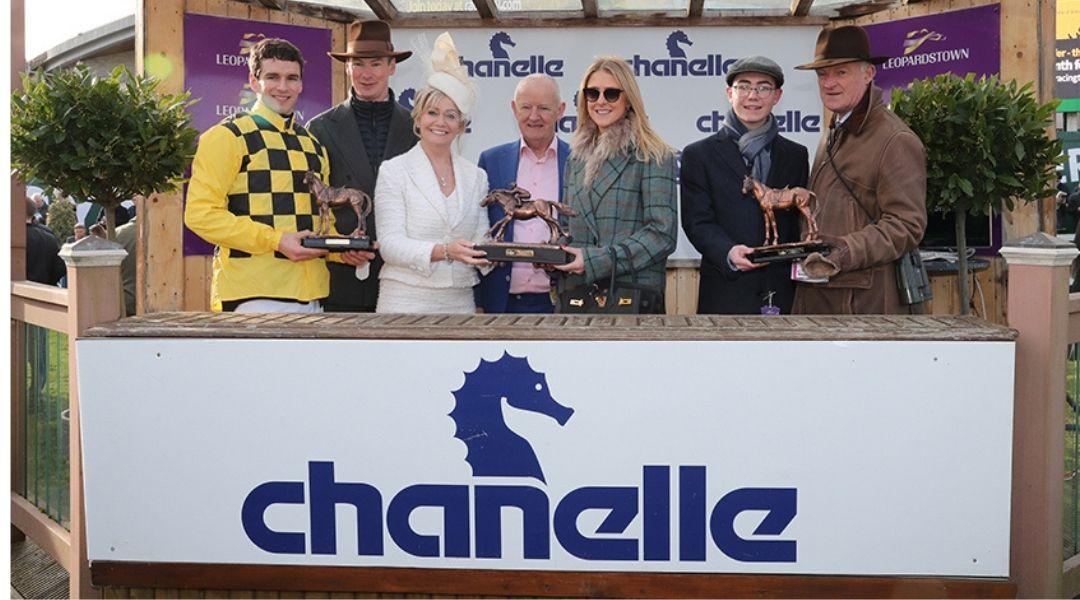 Leopardstown Unveil New Sponsor for Irish Champion Hurdle