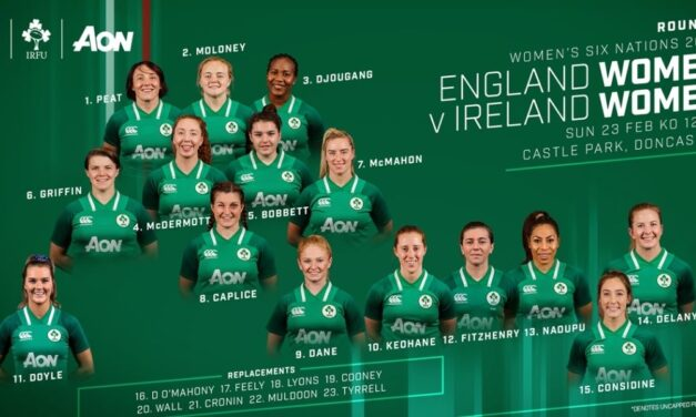 Men to Continue, Women's and U20's Six Nations Postponed