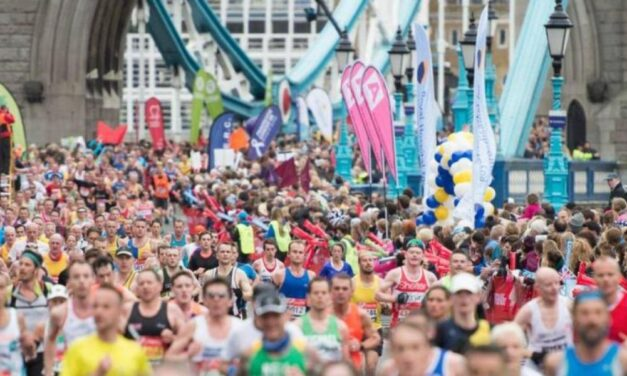 London Marathon Aims for 100,000 Physical and Virtual