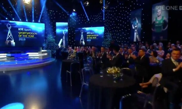 RTÉ Sport Awards for Broadcast on January 28th