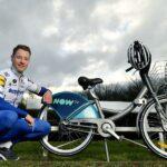 NOW TV Takes to Streets on Dublin Bikes
