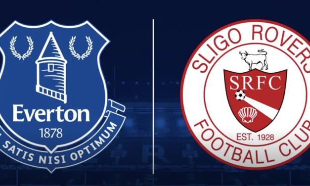 Sligo Rovers Sign Partnership with Everton