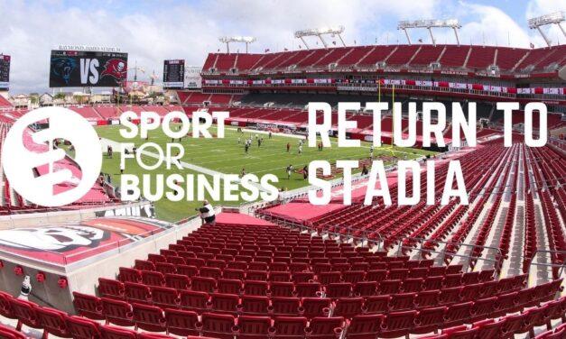 Sport for Business Return to Stadia