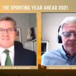 The Sporting Year Ahead 2021 with Martin Murphy of Aviva Stadium