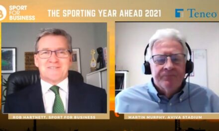 The Sporting Year Ahead 2021 with Martin Murphy of Aviva Stadium