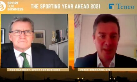 The Sporting Year Ahead 2021 with Peter Sherrard of the Olympic Federation of Ireland