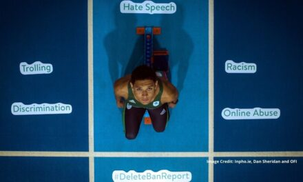 Olympic Athletes Launch Don't Scroll By Campaign