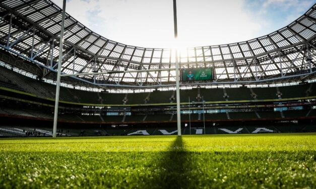 Aviva Stadium and 13 Other Sporting Venues Named as Vaccination Centres
