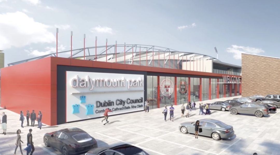 Dalymount Funding of Almost €1M Released by Government
