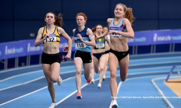 Athletics Enjoys Record Smashing Weekend