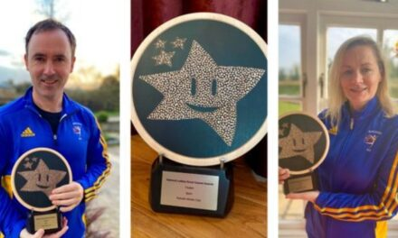 Sporting Winners in National Lottery Awards