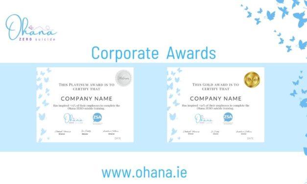 Ohana Launches Corporate Award