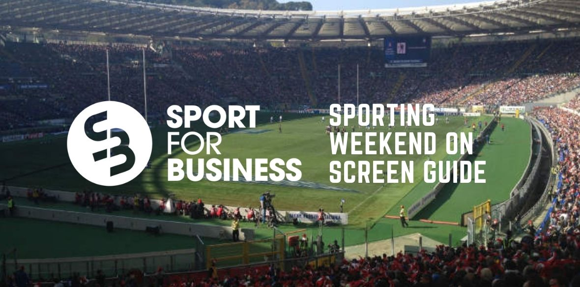 The Sporting Weekend On Screen Guide