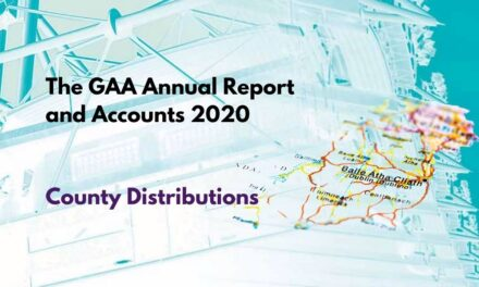 GAA Annual report and Accounts 2021 – County Distributions