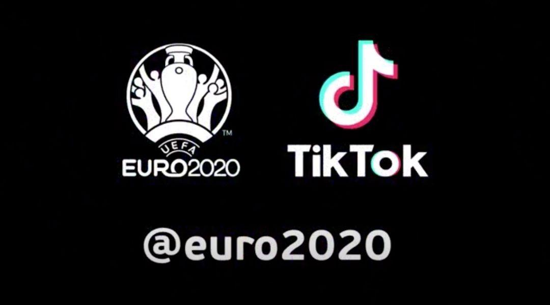 Tik Tok Named as Global Sponsor of Euro 2020