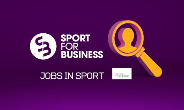 Jobs in Sport – Media at Golf Ireland