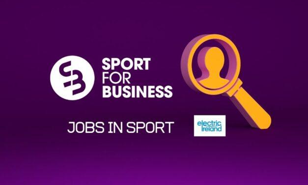 Jobs in Sport – Electric Ireland Sponsorship