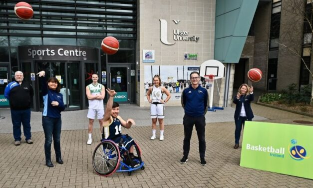 Basketball Ireland Launches Centres of Excellence