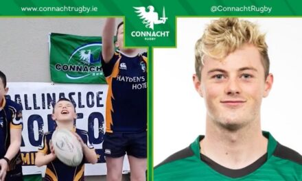 Daily Video – Pure Class from Connacht Rugby
