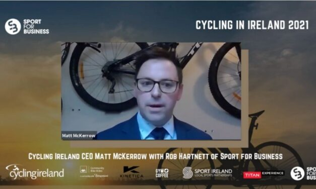 Cycling in Ireland 2021 with Matt McKerrow