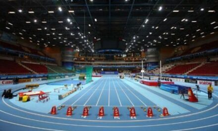 22 Strong Team Ireland for Euro Indoors