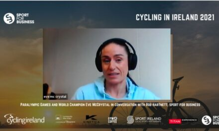 Cycling in Ireland 2021 with Eve McCrystal