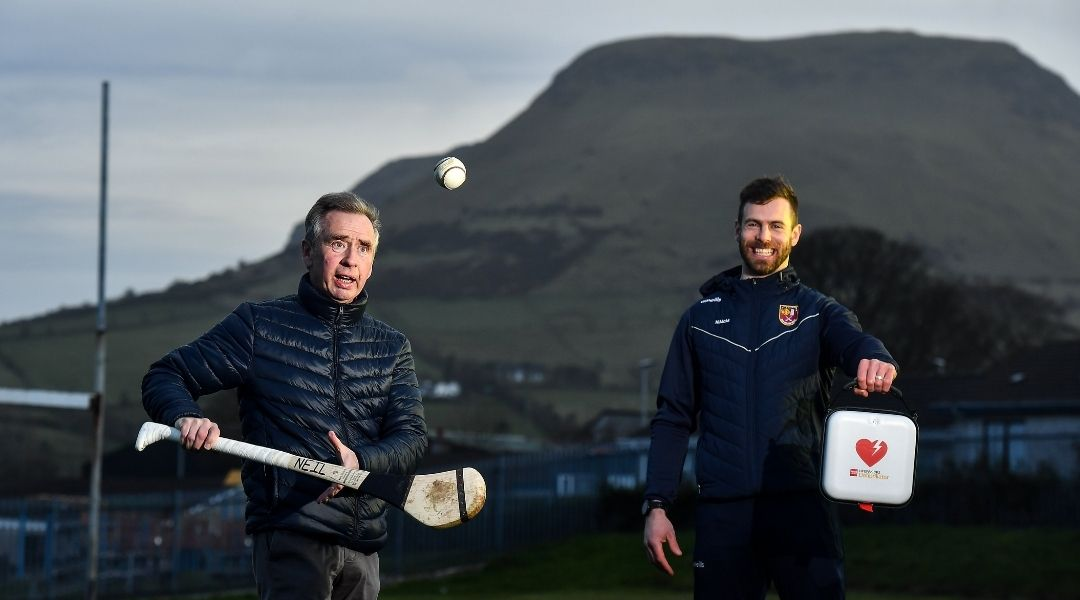 GAA Heart Campaign to Save Lives