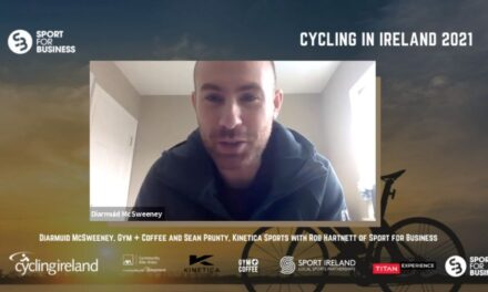 Cycling in Ireland 2021 with Gym+Coffee and Kinetica Sports