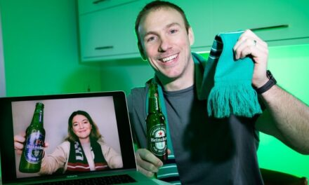 Heineken Goes Live with The Perfect Match