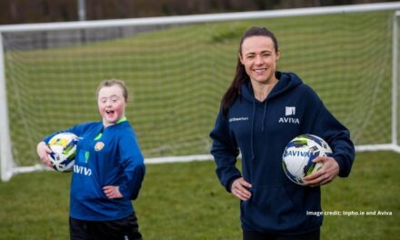 Aviva Adds Inclusion to Soccer Sisters Camps
