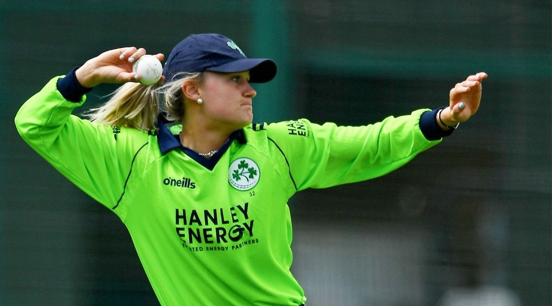 Hanley Extend for Two Years with Cricket Ireland
