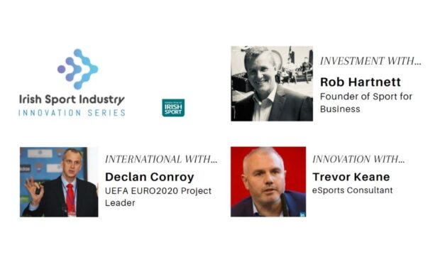 MC's Announced for Sport Industry Innovation series