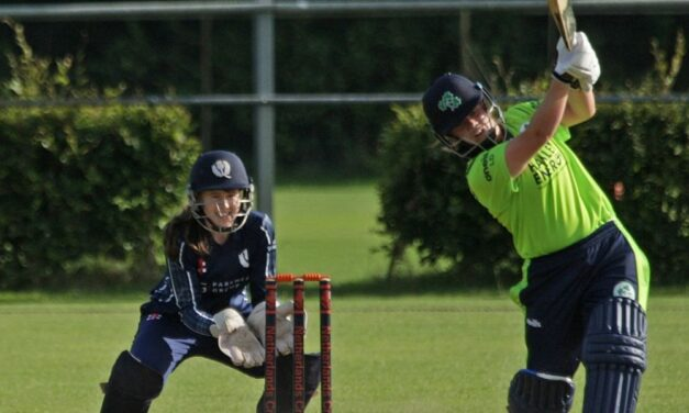 Irish Women's Cricket Dealt Covid Blow