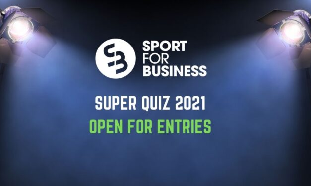 Sport for Business Super Quiz 2021 is Open for Entries