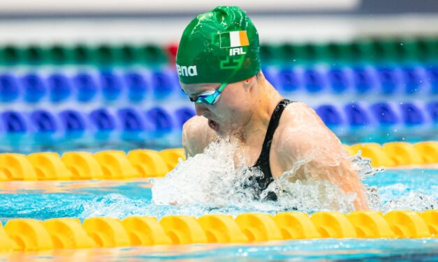 Swimming Hits the Pool with Performance Athletes