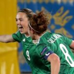 Northern Ireland Women on the Brink of Euro's