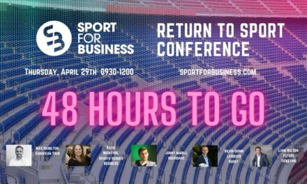 Line Up for Return to Sport Conference