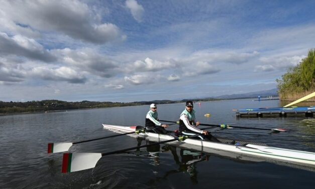 Eight Go For Ireland at Euro Rowing Championships