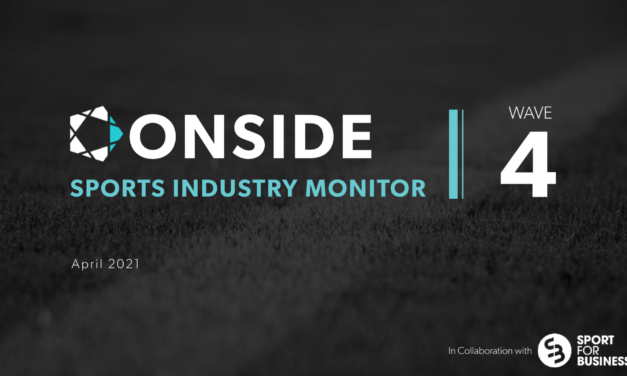 Getting Back To Business Onside Sport Industry Monitor with Sport for Business