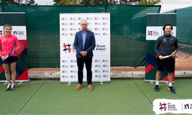 Tennis Ireland Launches New Ranking for All Initiative