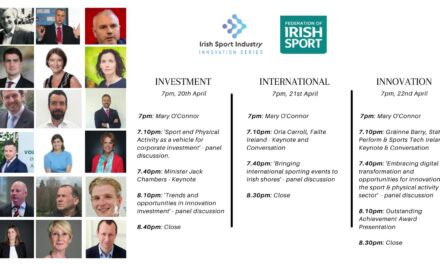 Review of the Sport Industry Innovation Series