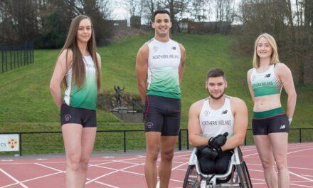 Newton Leaves Athletics NI for UK Role