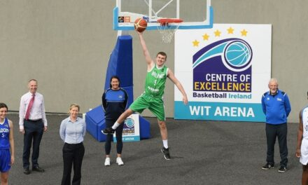 Waterford and Letterkenny Added to Basketball Centres of Excellence