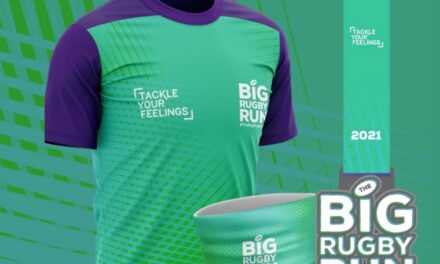 Big Rugby Run Taking Place on Saturday